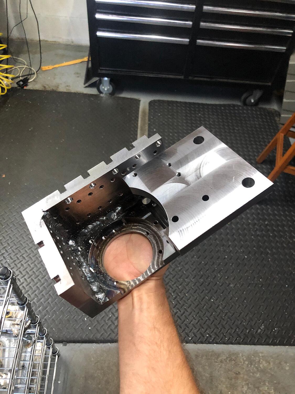 Rapid Turn Tool Holder